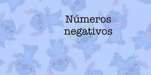 PRIMARIA-6º- MATEMÁTICAS- NÚMEROS NEGATIVOS- NOA M.- FORMACIÓN