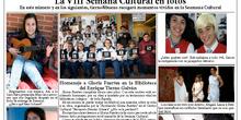 Periódico del Tierno Galván. Número XIII de abril de 2017