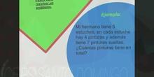 Primaria 2ºEP Resolución de Problemas Matemáticas Formación