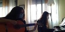 Interpretación instrumental - Alba y Paz