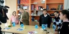 2018_11_7_Vídeo 6 sobre Grabación TV Sexto_CEIP FDLR_Las Rozas
