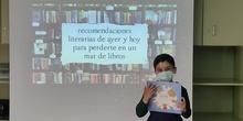 Recomendaciones literarias (Alejandro)