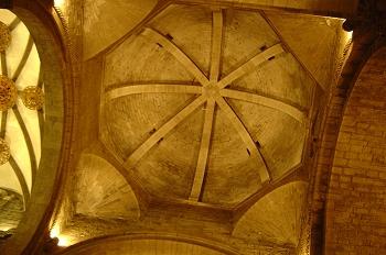 Bóveda de la Catedral de Jaca, Huesca