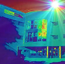 """Imagen digital """"La luz"""""""