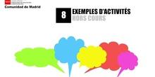 8. Exemples d'activités proposés hors cours par des ALF