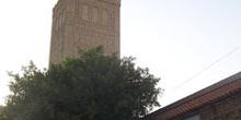 Alminar, Tozeur, Túnez