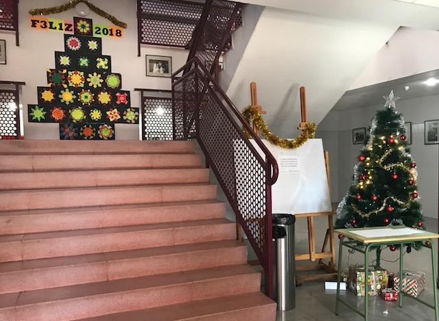 Navidad en el Lázaro 4
