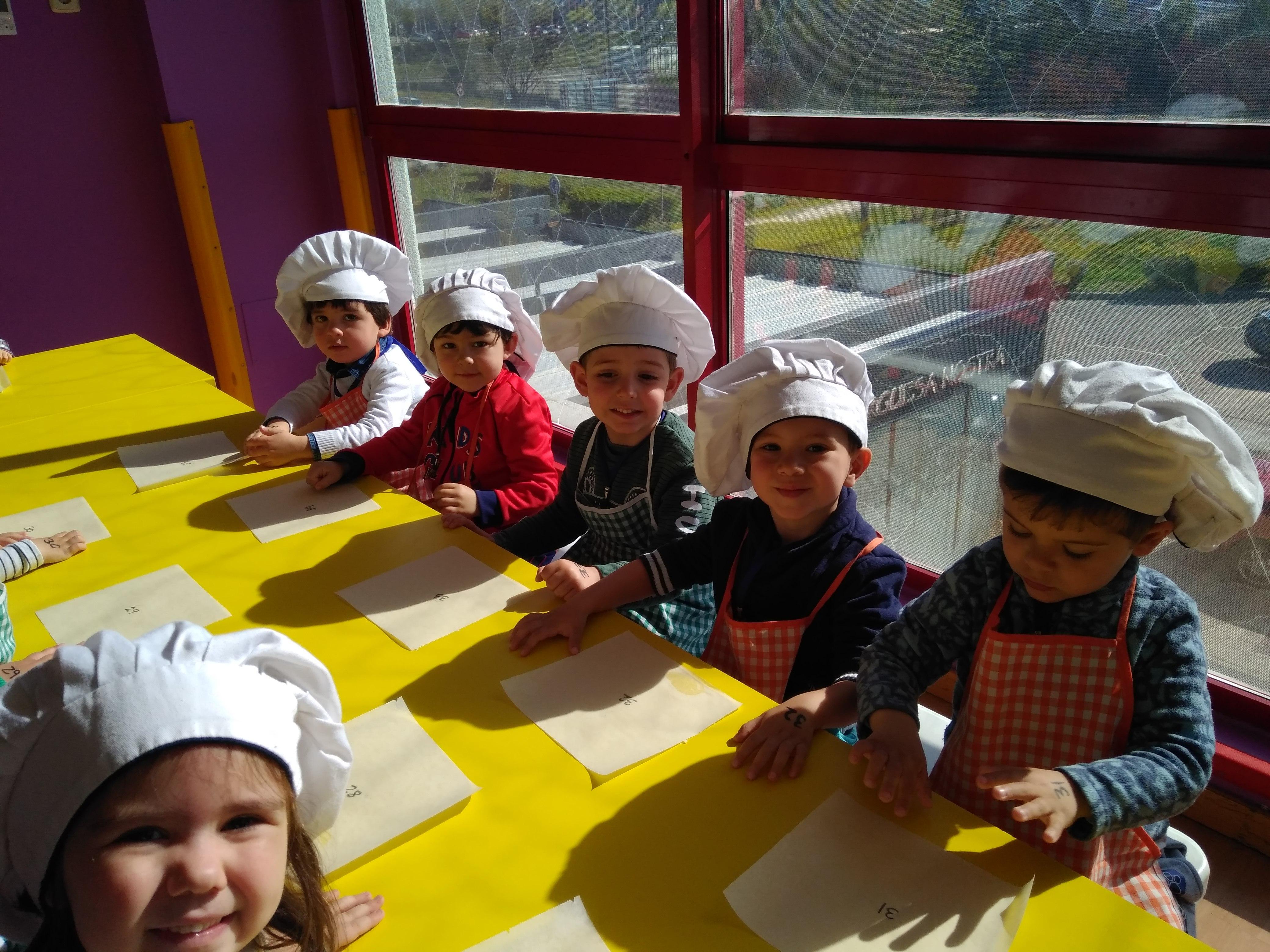 Excursión Escuela de cocina 27