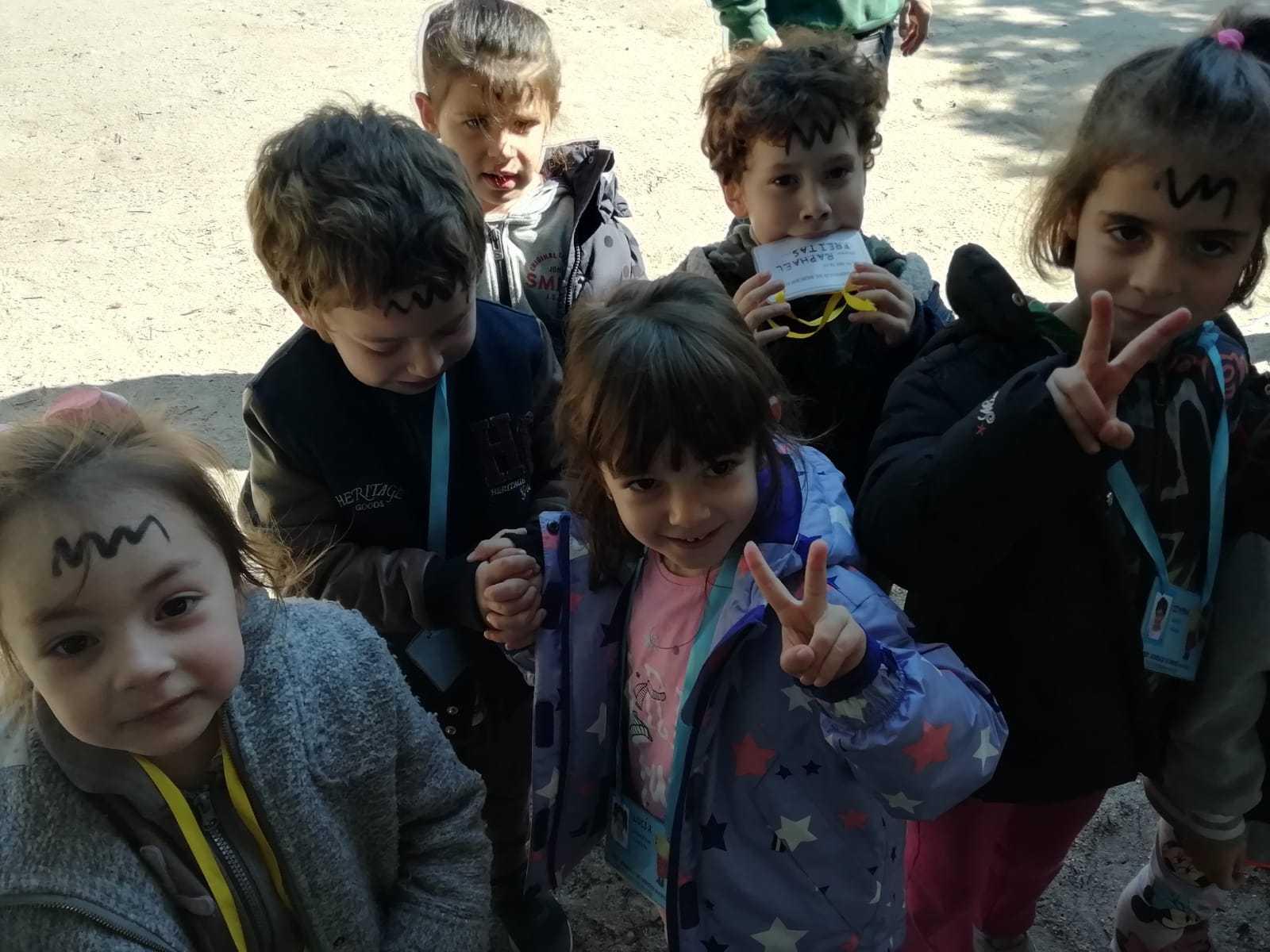 """Granja Escuela """"El Álamo"""". Infantil 4-5 años 5"""