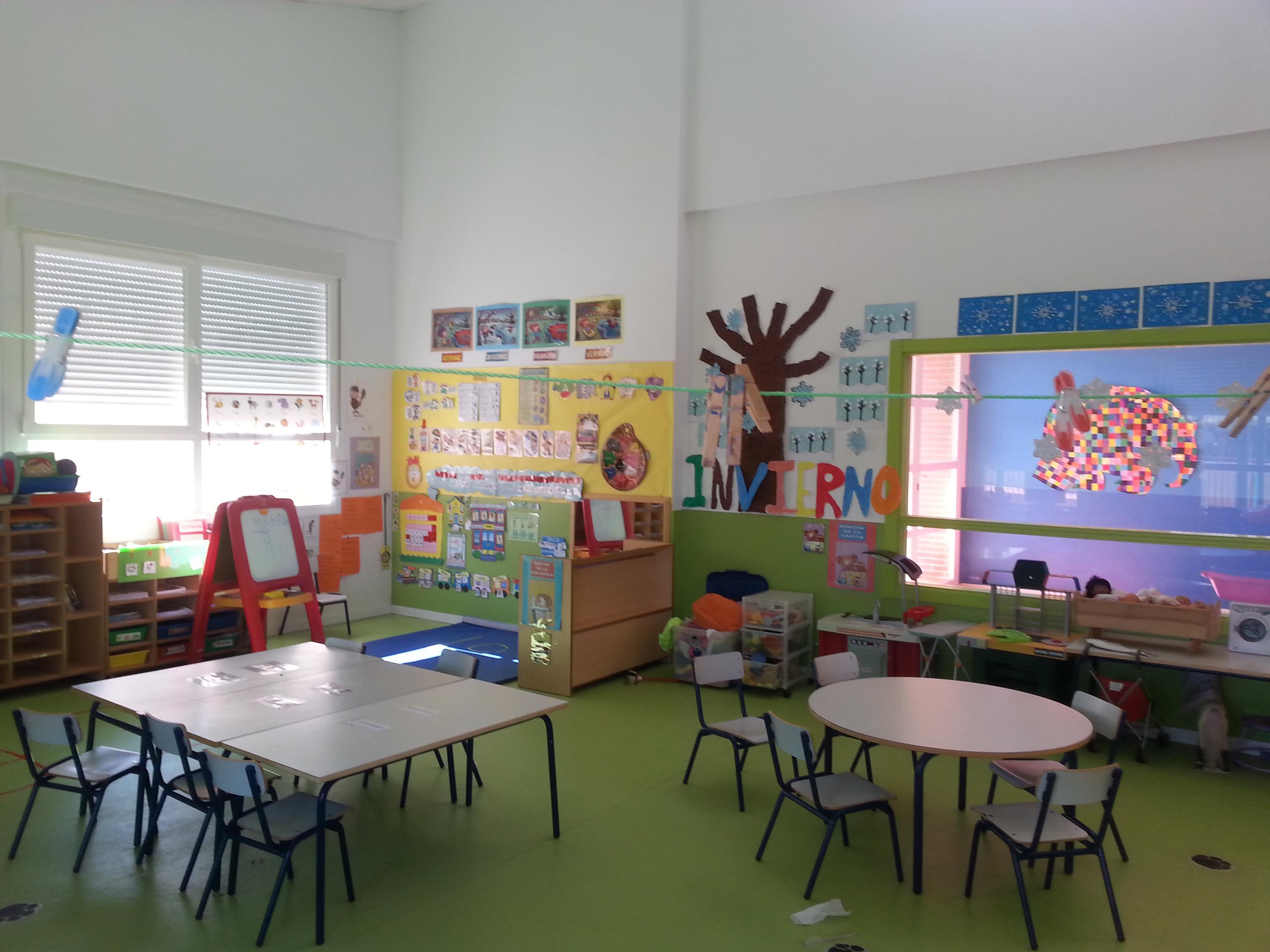 Aula de Ed. Infantil