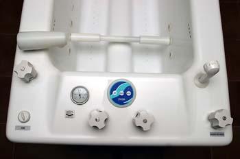 Mandos de bañera de hidromasaje