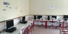 Sala informática CEIP Martínez Montañés