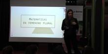 Matemáticas en Femenino: Modelos matemáticos aplicados a la Biomedicina