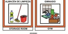 Pictogramas bilingüe 15