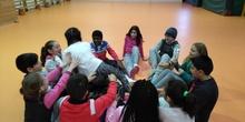 Convivencia en Educación física 6