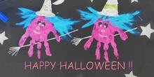 Brujas Halloween- noche