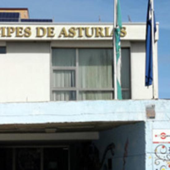 Colegio Príncipes de Asturias - Quijorna - Portada