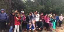 Excursión de tres días a Cercedilla 5º y 6º 23