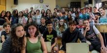 Coro IES Menéndez Pelayo curso2018-19