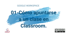 1-Classroom.  Apuntarte a una clase