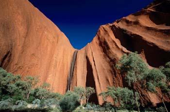 Monolito Uluru (Ayers Rock), Parque nacional Uluru-Kata Tjuta