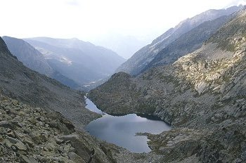 Lago de deshielo