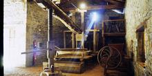 Lagar de sidra: Llagar de sobigañu, Museo del Pueblo de Asturias