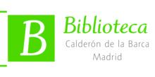 Logo Biblioteca IES Calderón de la Barca Madrid