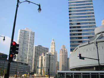 East Wacker Drive Street, Chicago, Estados Unidos