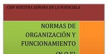 Normas de Organización y Funcionamiento ( NOF)