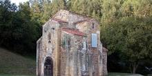 Iglesia de San Miguel de Lillo, Oviedo, Principado de Asturias