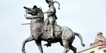 Estatua de Francisco Pizarro - Trujillo, Cáceres