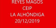 VISITA DE LOS REYES MAGOS CURSO 2019/2020