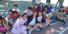 Sixth Graders at San Isidro