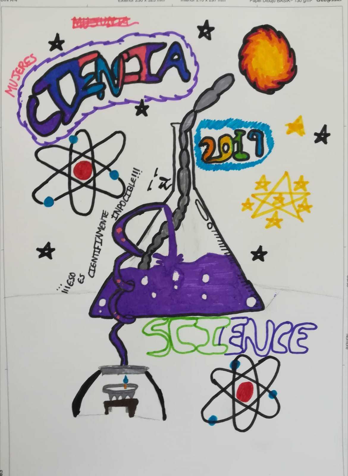 2019_02_11_Día Internacional de la Mujer y la niña en la Ciencia_Sexto A_2_CEIP FDLR_Las Rozas 10