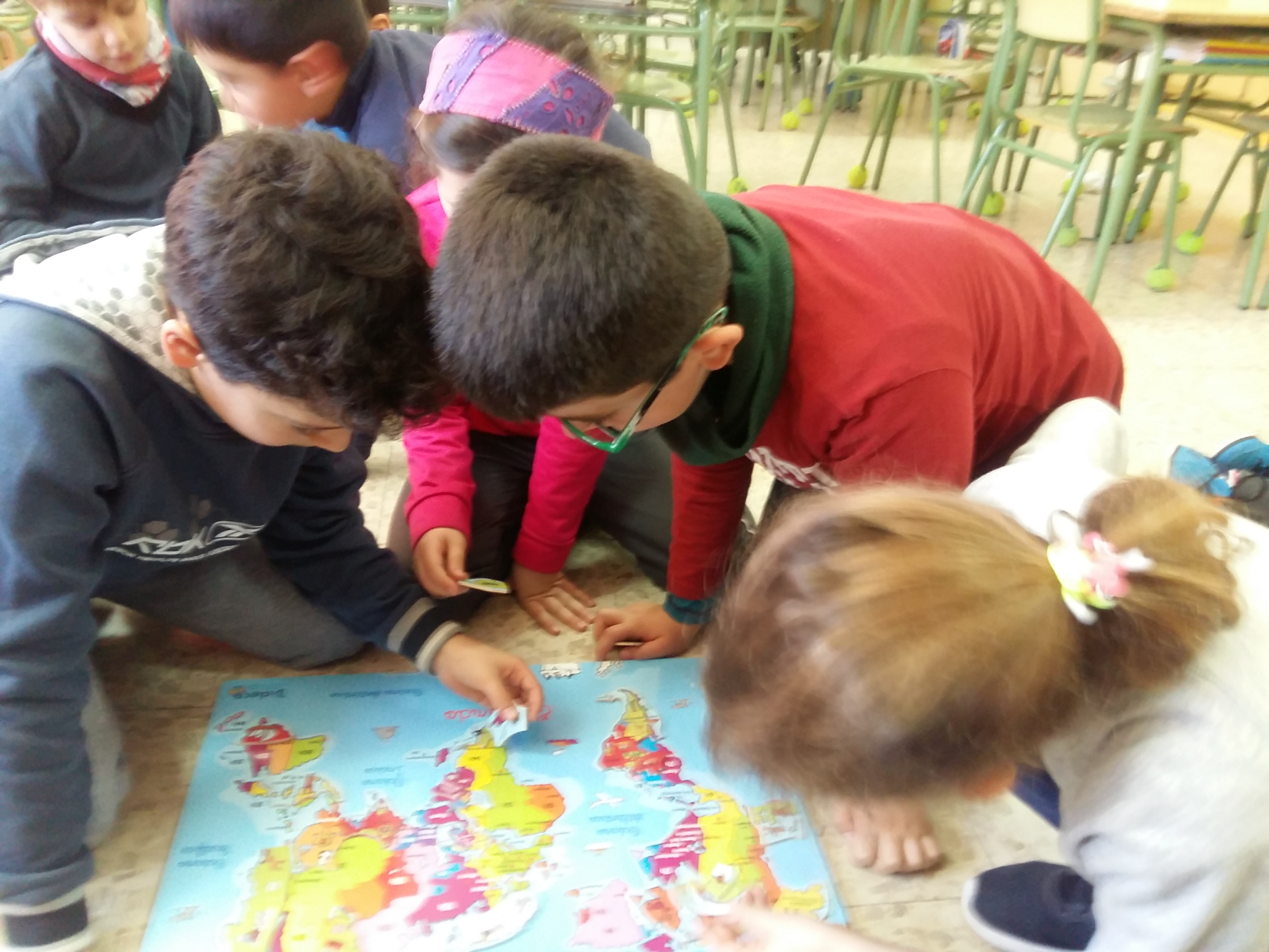 CONTINENTS AND COUNTRIES 10