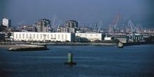Puerto de astilleros de Gijón, Principado de Asturias