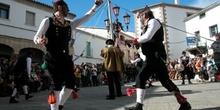 Danza de los Negritos. Montehermoso, Cáceres