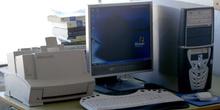 Equipo ordenador completo