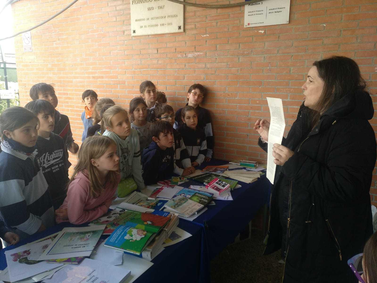 2019_04_02_Cuarto b en la miniferia del Fernando de los ríos_CEIP FDLR_Las Rozas