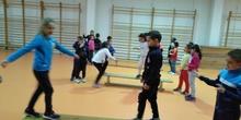 Convivencia en Educación física 5