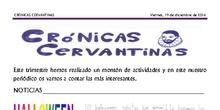 Crónicas Cervantinas - 19 de diciembre de 2014