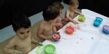 Experimentación con yogur