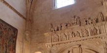 Sepulcro en la Catedral de Burgos, Castilla y León