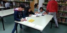 2019_04_04_Quinto visita la Biblioteca de Las Rozas_CEIP FDLR_Las Rozas 2