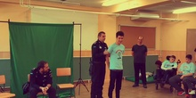 Como se hizo la entrevista a la Policía local de Fuenlabrada