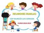 REUNIÓN FAMILIAS 2º TRIMESTRE 4º 2018-2019