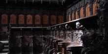 Coro, Catedral de Plasencia, Cáceres