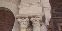 Detalle, Gran Mezquita de Kairouan, Túnez