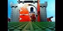 STOP MOTION- Asalto al castillo
